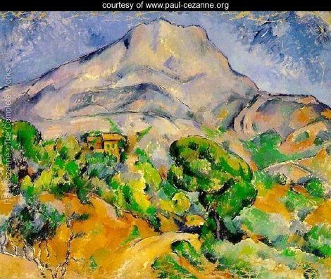 Mont-Sainte-Victoire-above-the-Tholonet-