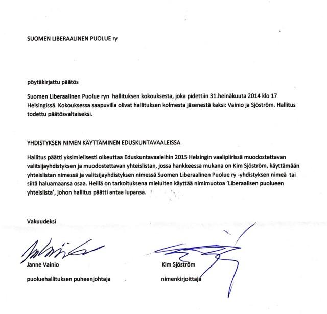 HelsinginValtuutusLibP2015vaalitHelsingi