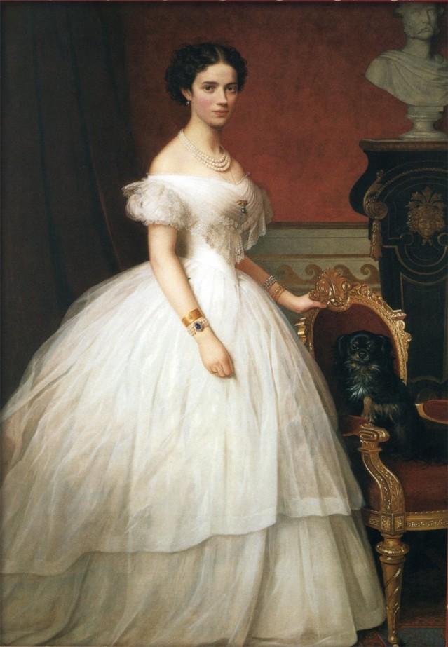 Tanskan Dagmar, myöhemmin Venäjän tsaaritar Maria Fjodorovna