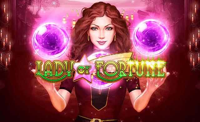 lady of fortune kolikkopeli
