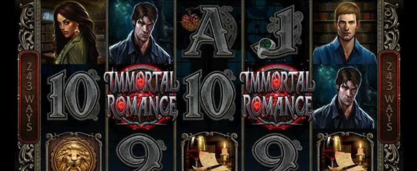 immortal romance kolikkopeli
