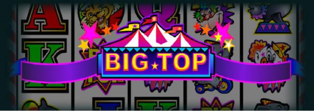 bigtop kolikkopeli