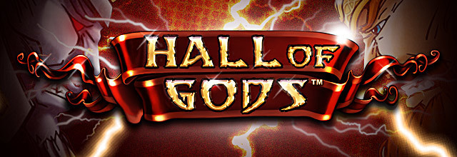 hall of gods kolikkopeli
