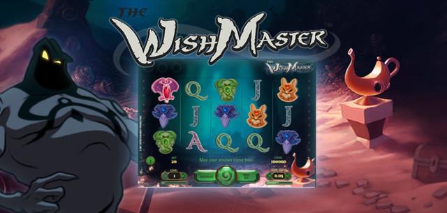 wish master kolikkopeli