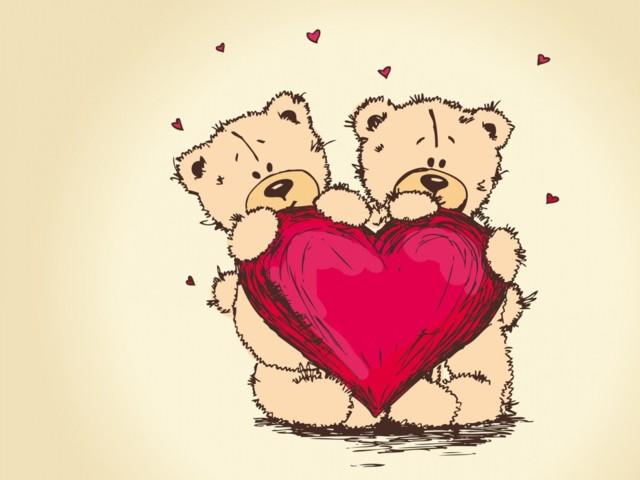 teddy-bears-picture-romance-couple-heart