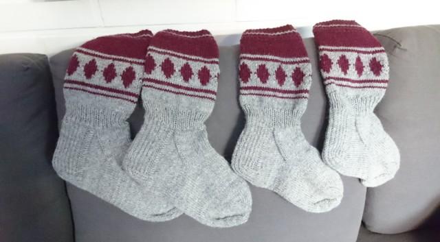 Jussi-sukkia.