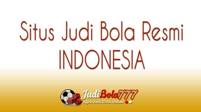 situs judi bola resmi indonesia
