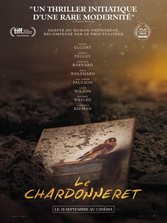Regarder Hd Le Chardonneret 2019 Film Complet