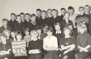 luokkakuva, VI-luokka, Viitaniemen yhteiskoulu, 1963.jpg