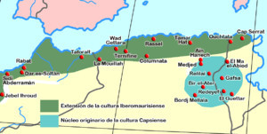 Ibero-Maurusian kulttuuri kirjaan.png